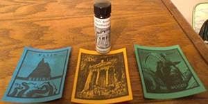 lovecraft oils